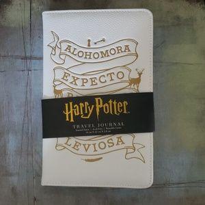 Harry Potter Travel Journal